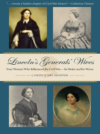 Cover Lincoln's Generals' Wives