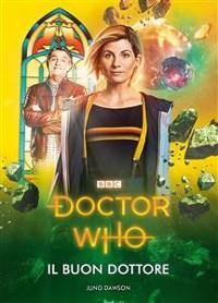 Cover Doctor Who - Il Buon Dottore