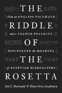 Cover The Riddle of the Rosetta