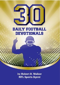 Cover 30 Daily Football Devotionals