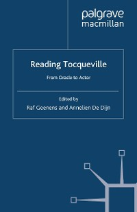 Cover Reading Tocqueville