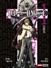 Cover Death Note 1