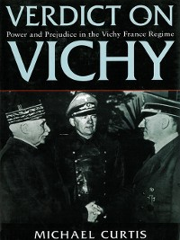 Cover Verdict on Vichy
