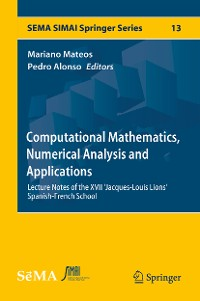 Cover Computational Mathematics, Numerical Analysis and Applications