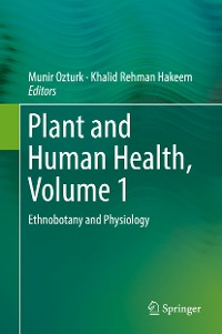 Cover Plant and Human Health, Volume 1