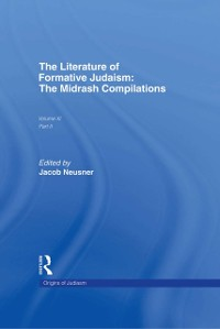 Cover Literature of Formative Judaism