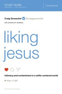 Cover Liking Jesus Study Guide