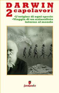 Cover Darwin 2 capolavori