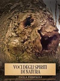 Cover Voci degli Spiriti di Natura