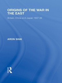 Cover Origins of the War in the East