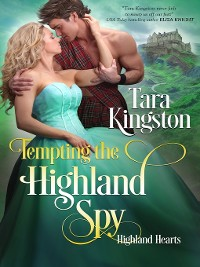 Cover Tempting the Highland Spy