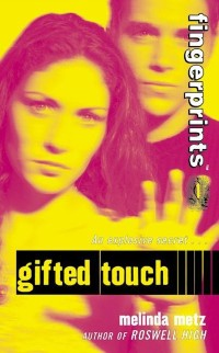 Cover Fingerprints #1: Gifted Touch