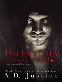 Cover Un'Invidia Immortale