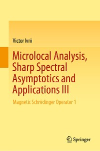 Cover Microlocal Analysis, Sharp Spectral Asymptotics and Applications III