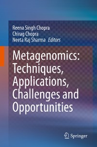 Cover Metagenomics: Techniques, Applications, Challenges and Opportunities