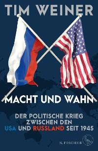 Cover Macht und Wahn