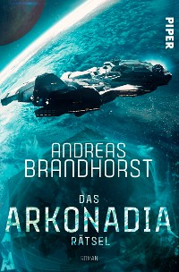Cover Das Arkonadia-Rätsel