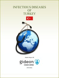 Cover Infectious Diseases of Turkey