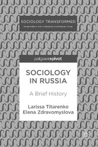 Cover Sociology in Russia