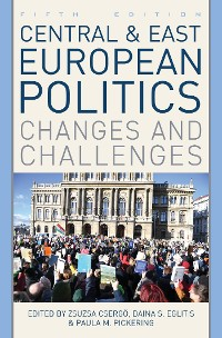 Cover Central and East European Politics