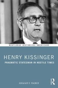 Cover Henry Kissinger