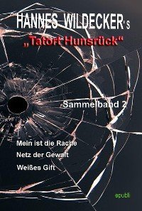 Cover Tatort Hunsrück, Sammelband 2