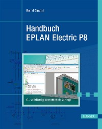 Cover Handbuch EPLAN Electric P8