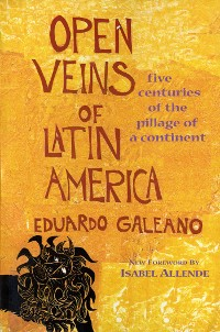 Cover Open Veins of Latin America