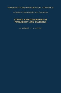 Cover Strong Approximations in Probability and Statistics