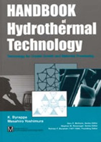 Cover Handbook of Hydrothermal Technology