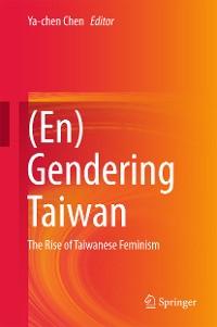 Cover (En)Gendering Taiwan