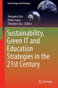 Cover Sustainability, Green IT and Education Strategies in the Twenty-first Century