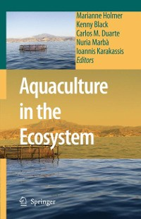 Cover Aquaculture in the Ecosystem
