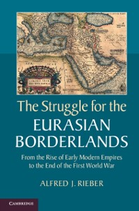 Cover Struggle for the Eurasian Borderlands