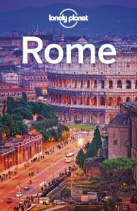 Cover Lonely Planet Rome