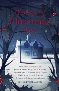 Cover Ghosts of Christmas Past