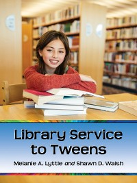 Cover Library Service to Tweens