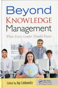 Cover Beyond Knowledge Management