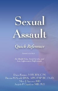 Cover Sexual Assault Quick Reference 2e