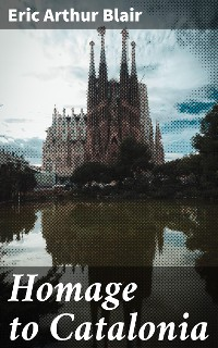 Cover Homage to Catalonia