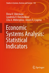 Cover Economic Systems Analysis: Statistical Indicators