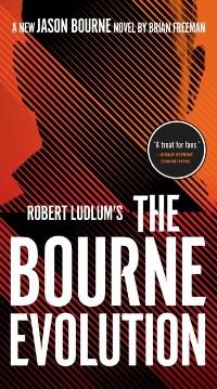 Cover Robert Ludlum's The Bourne Evolution