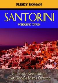 Cover Santorini Weekend Tour