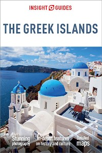 Cover Insight Guides The Greek Islands