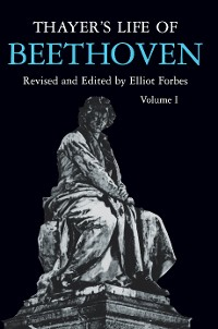 Cover Thayer's Life of Beethoven, Part I
