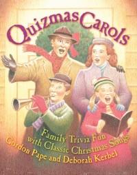 Cover Quizmas Carols