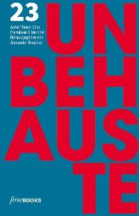 Cover UNBEHAUSTE 1