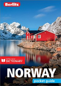 Cover Berlitz Pocket Guide Norway