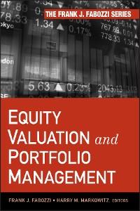Cover Equity Valuation and Portfolio Management