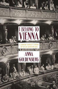 Cover I Belong to Vienna